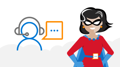 Solutions Architect superhero